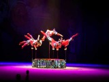 Contortion act- Mongolia , represented by Stefani Art