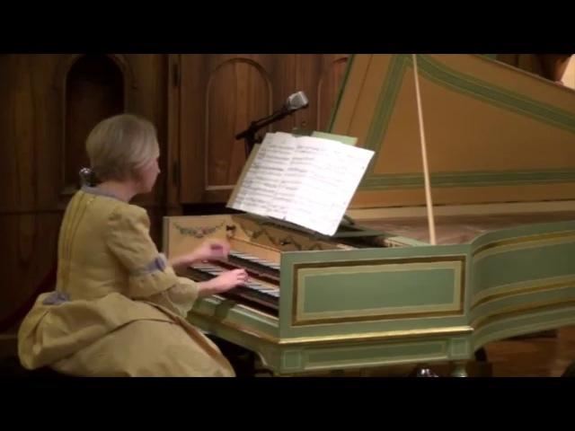 RAISA KUNAFINA - G.F.HANDEL Sonata c-dur cembalo