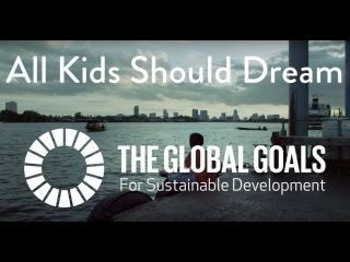 All Kids Should Dream - Global Goals Liverpool Football Club