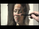 Max Ginsburg Portrait Painting Demo - part 3