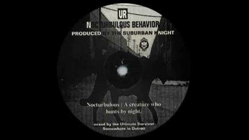 The Suburban Knight - Nocturbulous [1991]