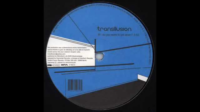 Transllusion - Disrupted Neural Gateway