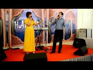 Rizvan ft Leyla Talış - Tolışa zıvon 2015