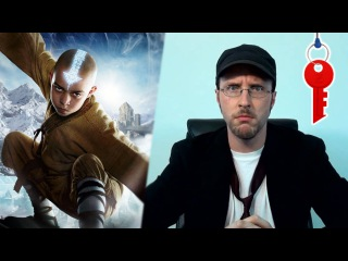 Nostalgia Critic - The Last Airbender / Повелитель стихий (rus vo)
