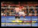 Очень жёсткий ноккаутManny Pacquiao vs. Ricky Hatton Round 2. flv