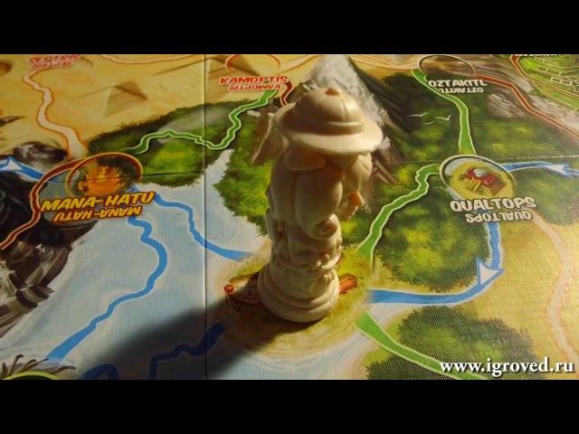Золотой остров Обзор настольной игры от Игроведа