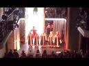 Аплодисменты после спектакля Баба Шанель 17 января 2015 года