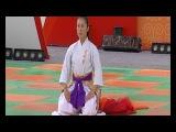 Японский танец с веером - Нихон-буё. / Japanese fan dance - Nihon buё.