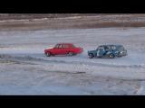 продолжение дрифта зимой на жигулях II этап WinterDriftBattle2015 Красноекольцо_СупеФИНАЛ_Дамир Идиятулин vs Аркадий Цареградцев