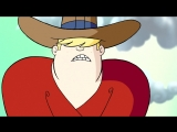 Xiaolin Showdown s01e10 Big as Texas rus