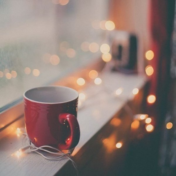 Момент, коли насололжуєшся чашкою кави