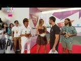 Макс Корж на Красной Дорожке Премии МУЗ-ТВ 2015