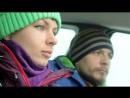 Путешественники автостопом.