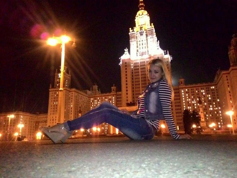 Танюшка Русина | Москва