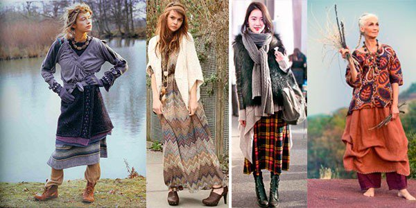 Бохо юбки сарафаны