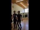 Осури/Хонга/Осетинский танец