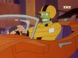 Маска 48 серия из 54 / The Mask: The Animated Series Episode 48 (1995 – 1997) Фантастическое путешествие