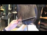 Yo Ya Hairstyle - Стрижка каре. Каре на удлинение. Градуированное боб каре