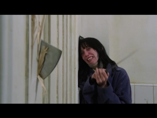 Сияние | The Shining (1980) А вот и Джонни! Here's Johny!