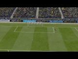 Играем с Хохлом в FIFA 15 (Nugent Funny Goal)