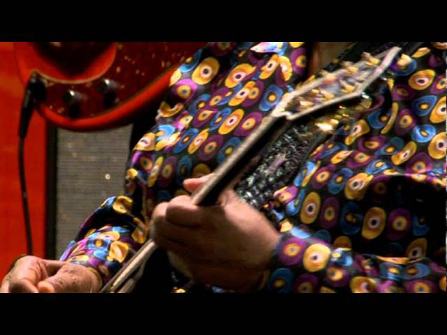B B King The Thrill Is Gone Live From Crossroads Festival 2010