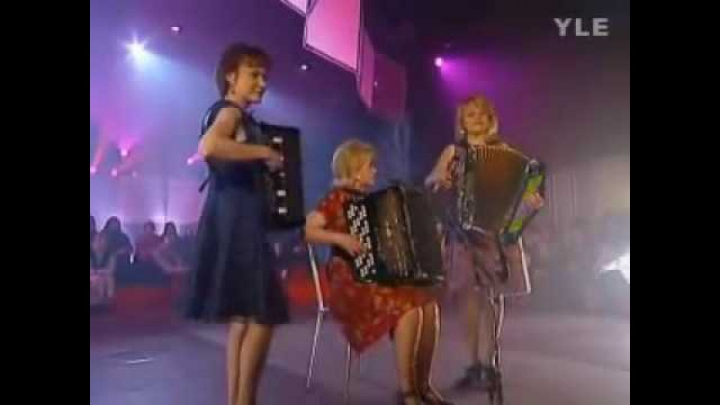 Maria Kalaniemi (Finland) -Ellin polka .mp4