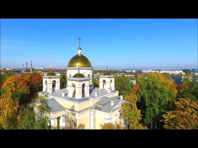 Осень в Петрозаводске
