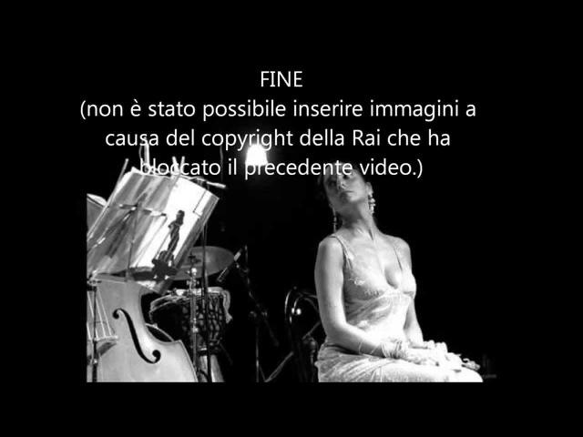 Olivia Sellerio, Lu jornu ca cantavanu li manu [mha lassari e ti nagghiri] (montaggio audio) ©