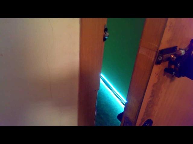 Arduino Uno: Door in dormitory v2.0 / Дверь в общаге v2.0