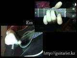 СПЛИН - Выхода нет (Уроки игры на гитаре Guitarist.kz)