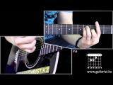 Дорн - Ненавижу (Уроки игры на гитаре Guitarist.kz)