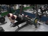 Ткач Сергей - Жим (75 кг)