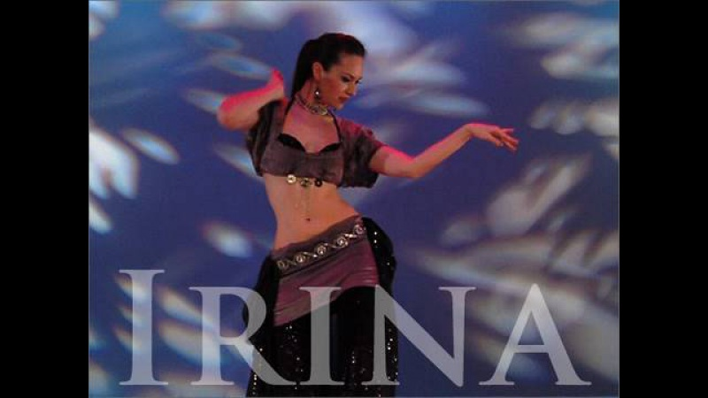 Irina Akulenko - from Tribal Fusion Bellydance Workout DVD / video - World Dance New York