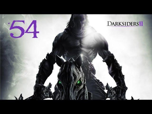Прохождение Darksiders 2 - Часть 54 — Босс: Низложенный король