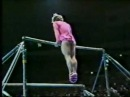 1981 Nadia Tour gymnastics Paul Hunt comedy uneven bars