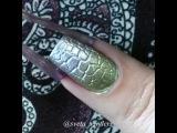 Nails Tutorial on Instagram Amazing Design by @sveta_sanders
