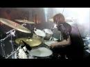 Nils Dominator Fjellström Dark Funeral Hail Murder Drumcam
