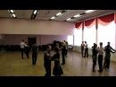 Аргентинское танго, Семинар, Бариды и болео