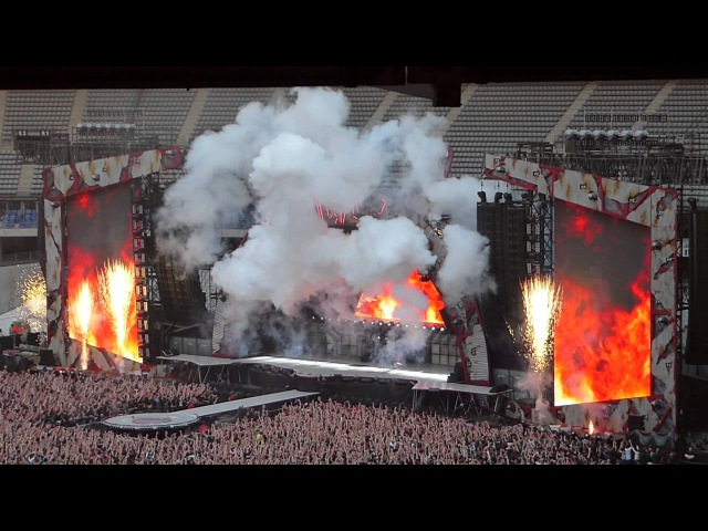 AC/DC - Opening Rock or Bust @ Stade de France 23-05-2015