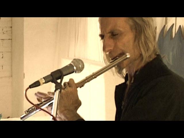 Avi Adir ~ Meditation Concert ~ Opening ~ Silver Flute Native American Flute