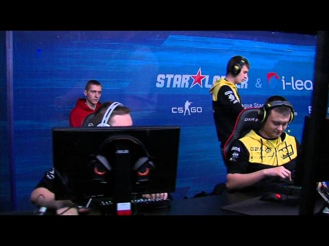 Na'Vi vs. EnVyUS, SL i-League StarSeries S14, LAN, map 1 cbbl
