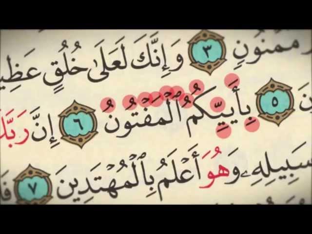 Математика Корана - отдельно стоящие буквы (Хуруфуль мукатта)