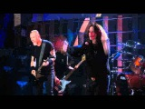 Metallica &amp Ozzy Osbourne - Paranoid (Hall Of Fame 2009) HD