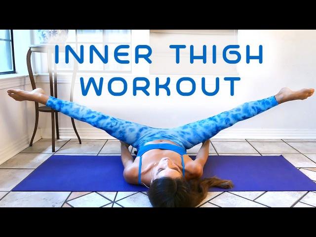 PsycheTruth - Slim Legs Inner Thighs for Beginners | Тренировка для внутренней части бедра и стройных ног на полу