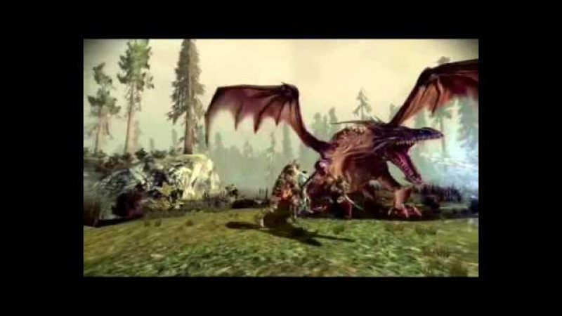 Ария - Воля И Разум - Dragon Age