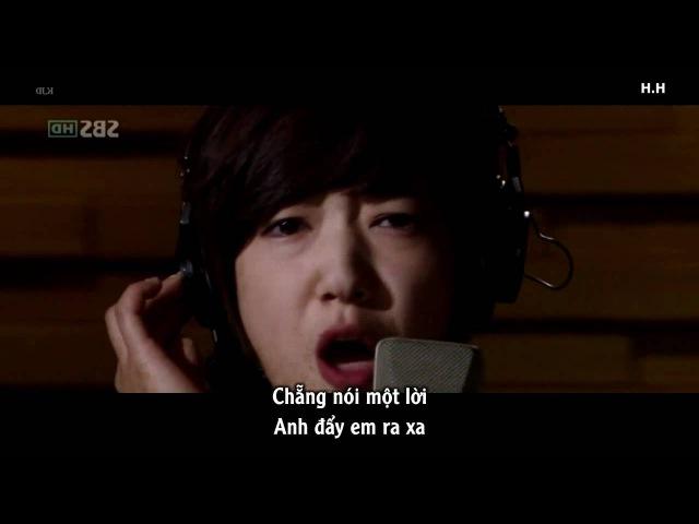 [Vietsub] Without A Word - Park Shin Hye [You're Beautiful OST].avi