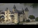O Mundo Visto do Céu França Saint Nazaire até Vaux le Vicomte Discovery HD Theater
