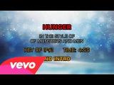 Of Monsters and Men - Hunger (Karaoke)