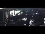Audi S8   Vossen Wheels