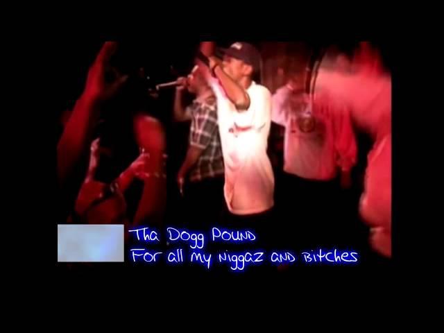 Senzațional Tupac The Outlawz Nate Dogg în plin concert la clubul 662 din Las Vegas